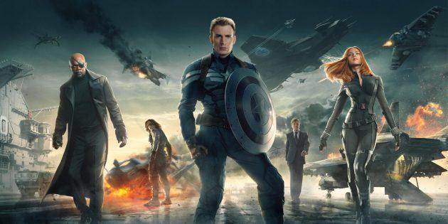 Вселенная Marvel: «Первый мститель: другая война»