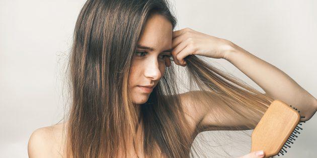 Как отрастить волосы: расчёсывайте волосы аккуратно