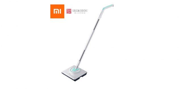 Электрическая швабра Xiaomi