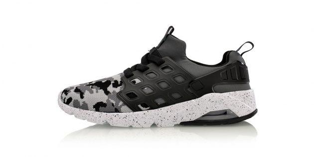 Bubble Ace Walking Shoes