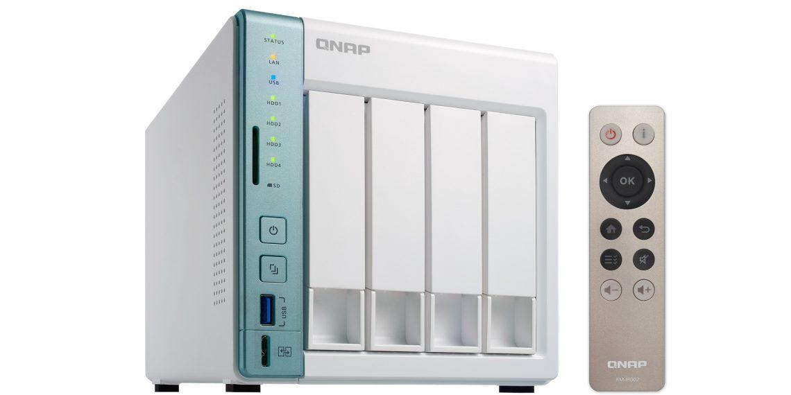 QNAP D4 Pro