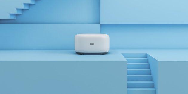Колонка Xiaomi Mi AI Mini Speaker