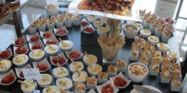 бюджетный отдых в Испании: еда