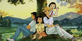 7 отличных аниме студии «Гибли», которые снял не Хаяо Миядзаки