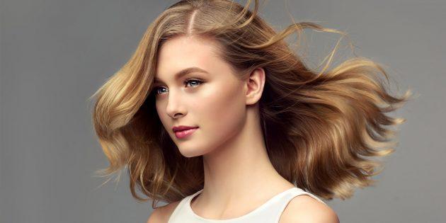 Модное окрашивание волос: стробинг