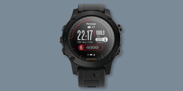 Доступные спортивные часы, которые работают 50 дней и бросают вызов флагманам Garmin и Casio