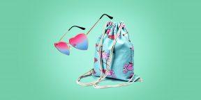 Находки AliExpress не дороже 300 рублей: держатель для мыла, очки в форме сердца и кожаный браслет