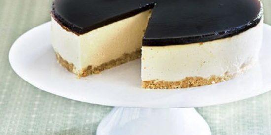 Рецепты чизкейков: Кофейно-ликёрный чизкейк без выпечки