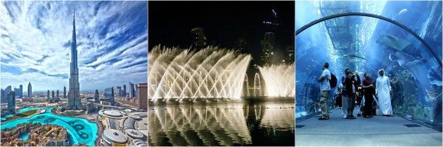 ОАЭ: достопримечательности Дубая