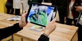 Apple представила новый iPad с поддержкой Apple Pencil и софт для образования