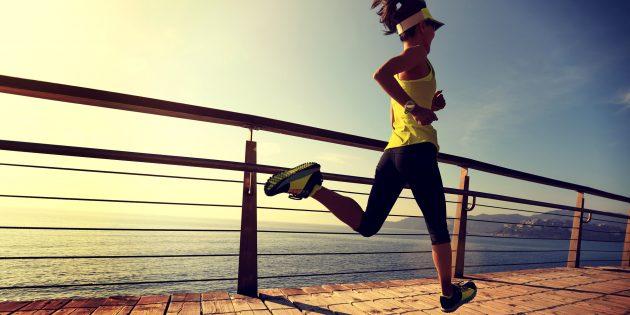 Как правильный каденс поможет бежать быстрее и защитит колени