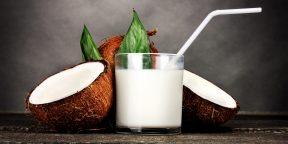 Чем полезно кокосовое молоко и что из него приготовить