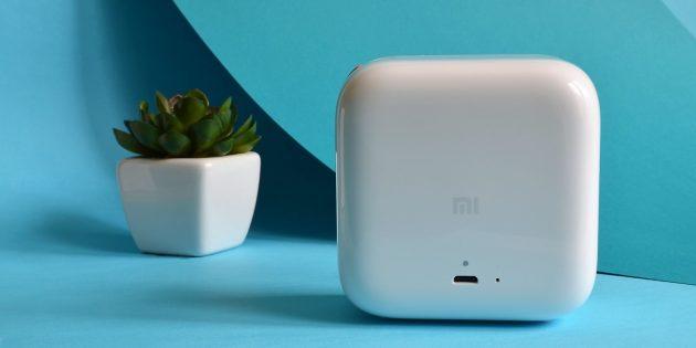Xiaomi WiFi Online Radio: задняя крышка