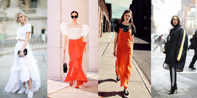 Что и как носить девушкам: модные тенденции весны-лета 2018 года