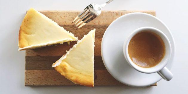 Рецепты чизкейков: Немецкий чизкейк из творога