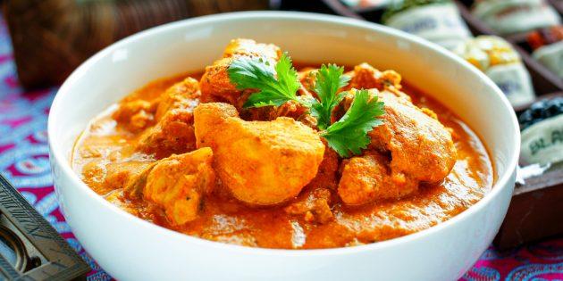 Лучшие рецепты с имбирём: Курица в имбирном соусе