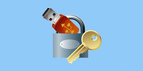 Как снять защиту с флешки или карты памяти