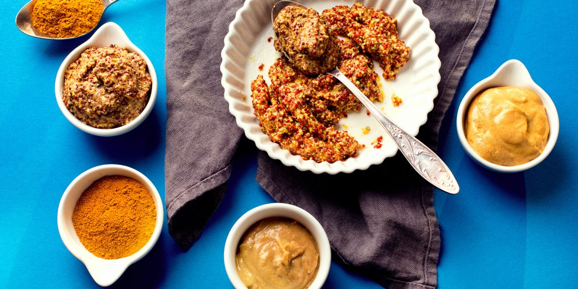 Горчица рецепт приготовления дома