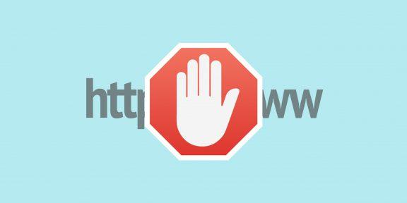 Как заблокировать сайт на компьютере с Windows или macOS