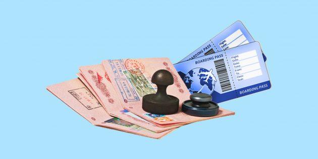 Как забронировать авиабилет для получения визы, но не покупать его