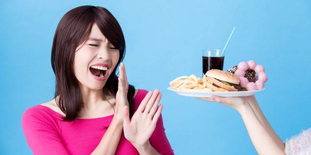 Как вежливо отказаться от еды, которая вам не нравится