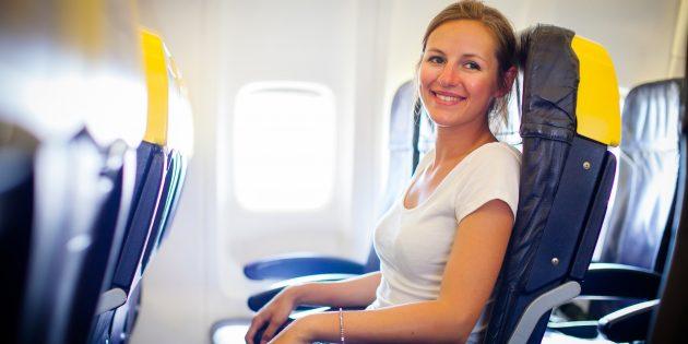 Почему нужно поднимать спинку кресла при взлёте и посадке