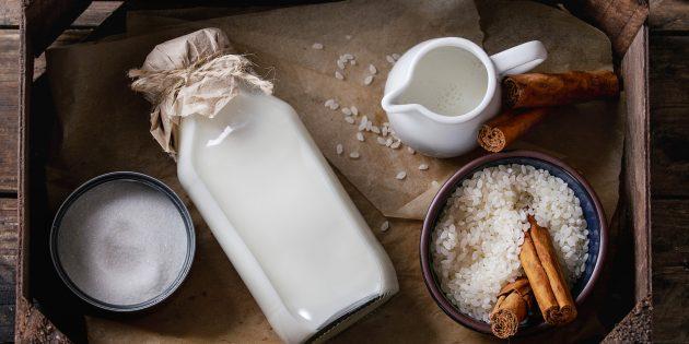 Рисовое молоко: рецепт, который улучшит ваше здоровье, настроение и внешний вид