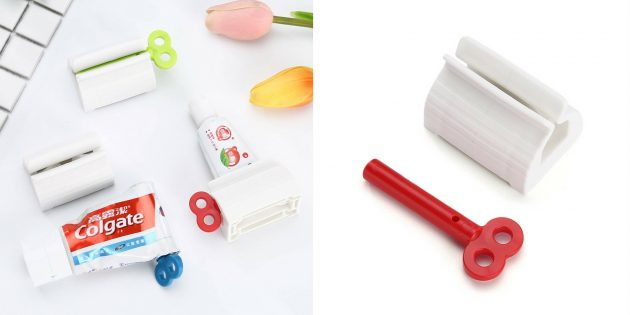 Подставка для зубной пасты