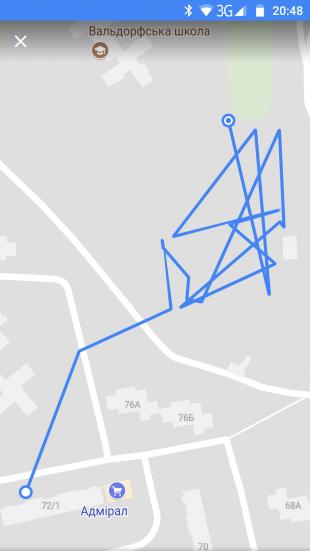 Работа GPS в смартфоне