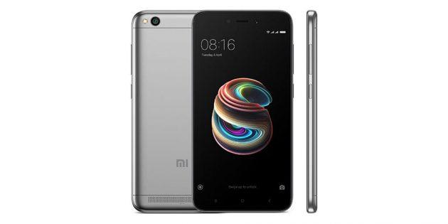 Cмартфон Xiaomi Redmi 5A, 16 ГБ