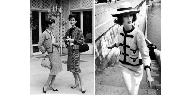 50-е годы: коллекция Шанель