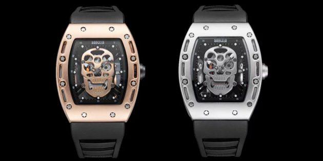 Кварцевые часы Baogela