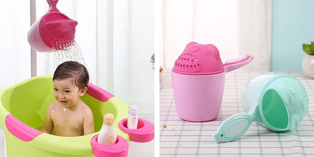 детский ковшик-душ