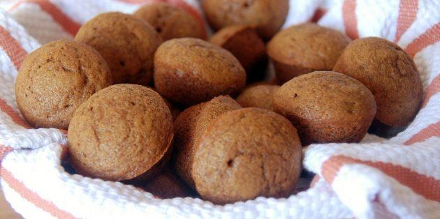 Лучшие рецепты с имбирём: Имбирные кексы