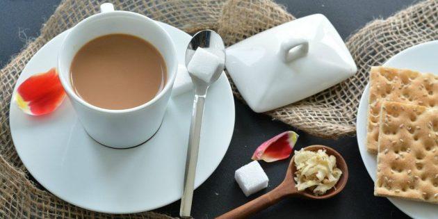 Имбирь рецепты: Имбирно-молочный чай