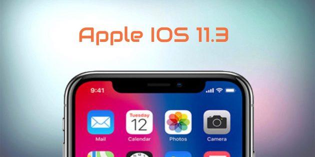 iOS 11.3 позволяет отключить замедление iPhone