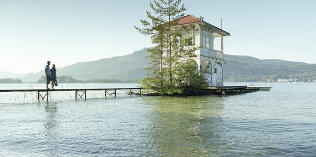 Озёра Австрии