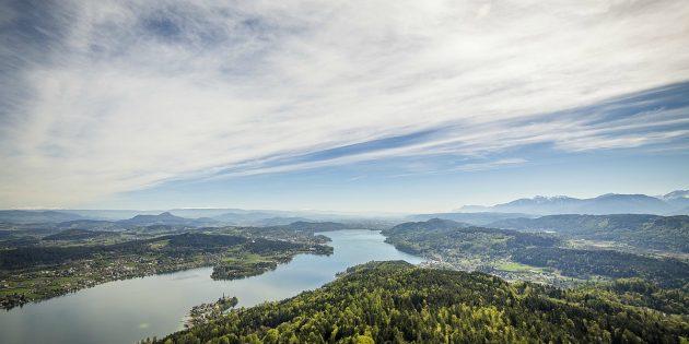 Курорты на озере Вёртерзее
