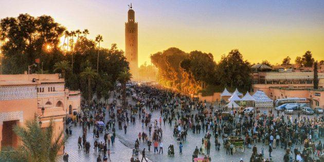 Куда поехать в апреле: Марракеш, Марокко