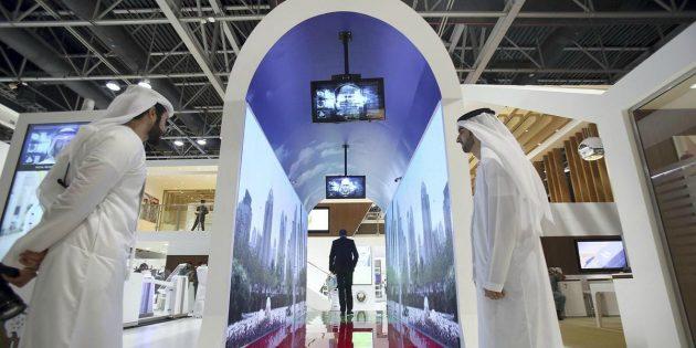 ОАЭ: Аэропорт Дубая