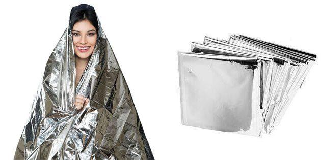 теплосберегающее одеяло