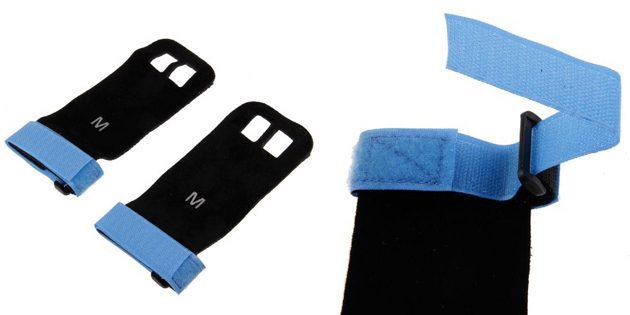 Петли-накладки для тяжелоатлетов
