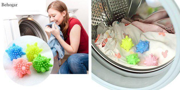 Шарики для стиральной машины