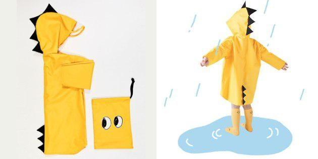 Находки AliExpress: термометр, кукольный домик и детский дождевик