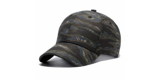 Камуфляжная кепка