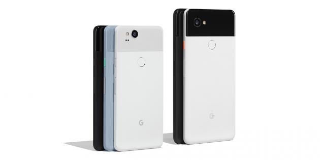 Google Pixel 2 и Google Pixel 2 XL