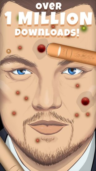 Приложение Pimple Popper