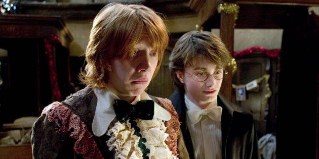 мир Гарри Поттера: Рон Уизли