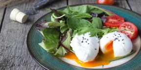 Как приготовить идеальные яйца пашот