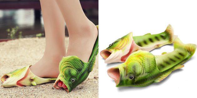 Сланцы-рыбы